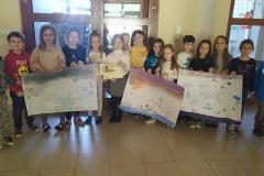 Przedszkolaki  Opiekunem Foki Szarej